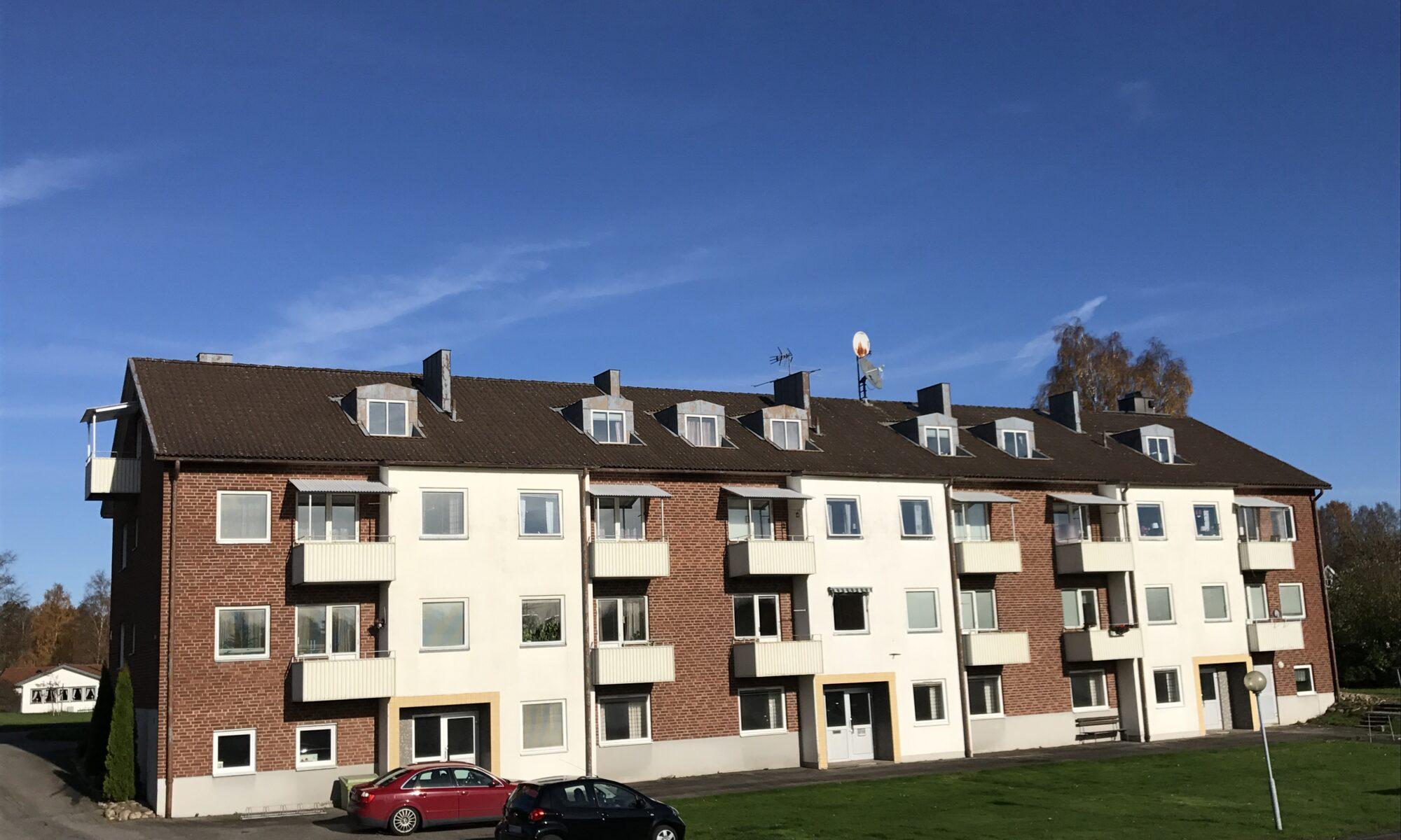 Mönevägen, Blidsberg