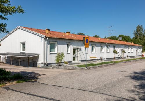 Villavägen Marbäck framsidan