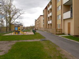 Nillas väg 1, 3, 5, 7 och 30, Ulricehamn