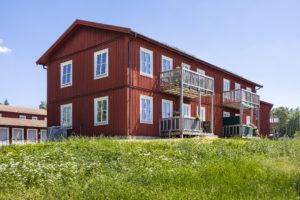 Sanatorievägen, Ulricehamn