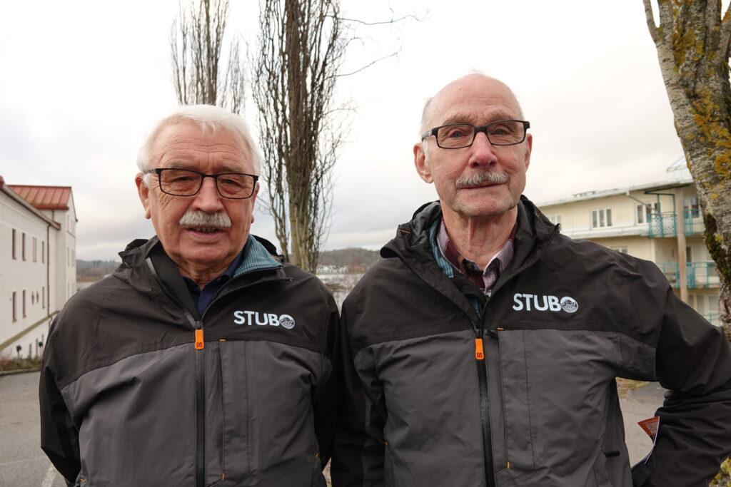 Personer: Ragnar och Sten-Erik