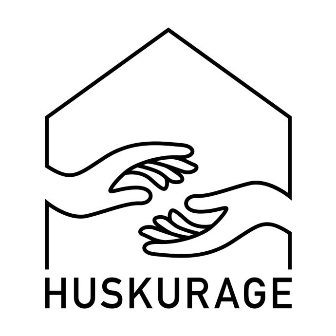 Tecknat bild om Huskurage