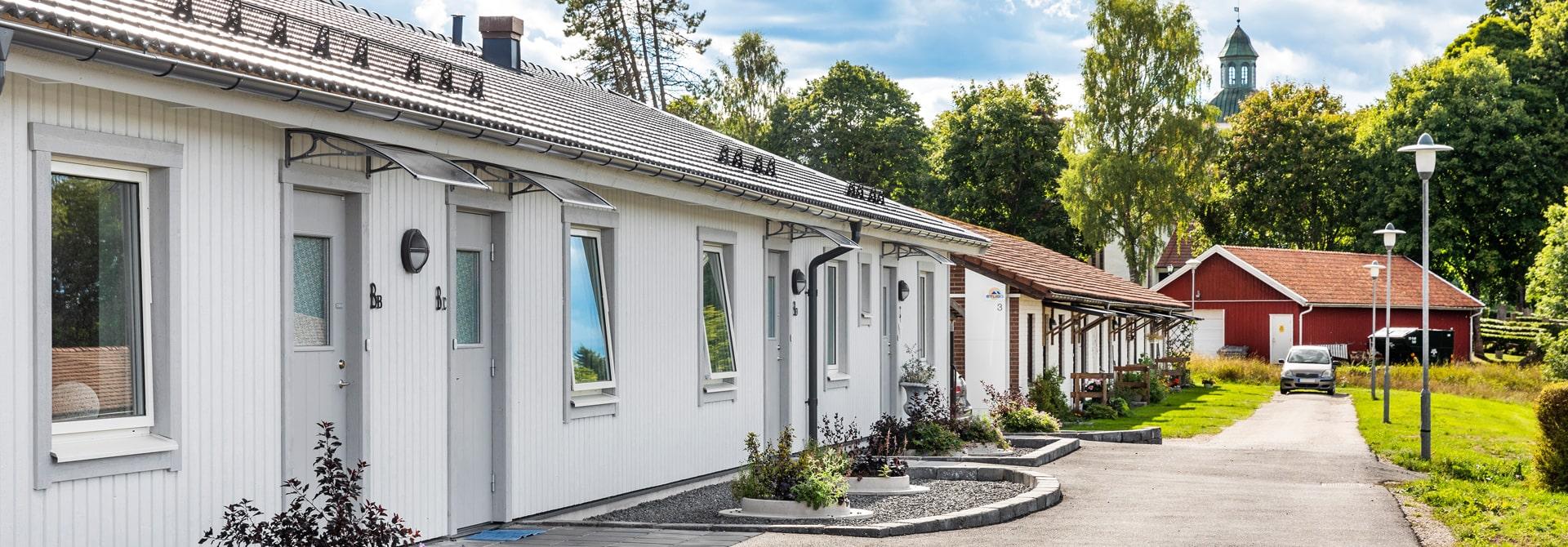 Prästgårdsliden, Ulricehamn